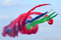 U.A.E. National Day Airshow and Boat Race, Abu Dhabi (12/2014)